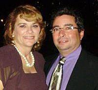 Zoe and Rolando Prieto - Millennium Awards Miami